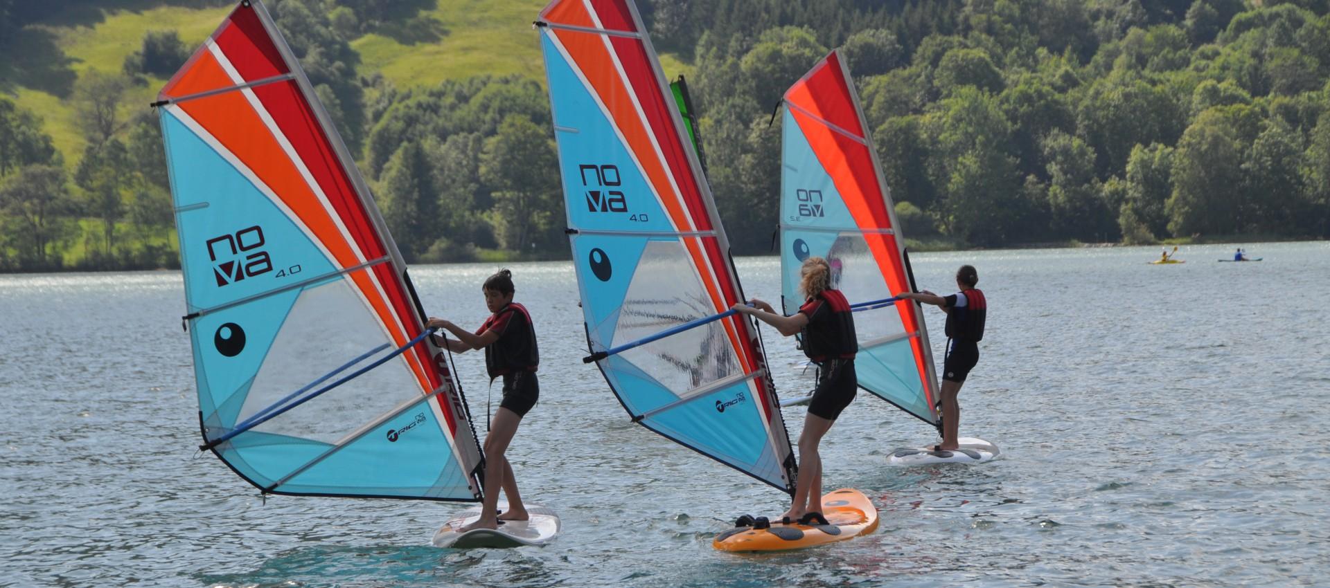 Windsurfen Schliersee